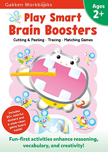 Play Smart Brain Boosters Age 2+: At-home Activity Workbook