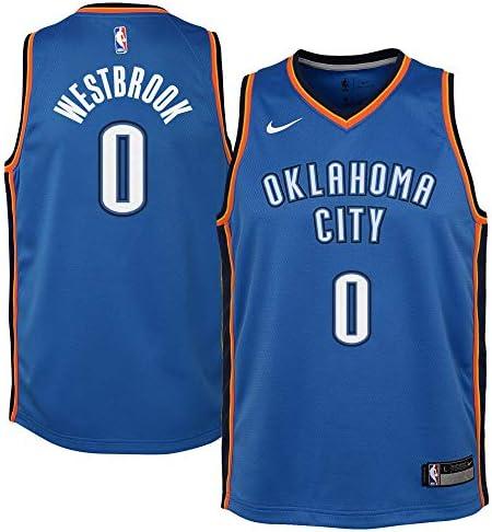 Nike Camiseta de Juego para Niños - Russell Westbrook City Edition