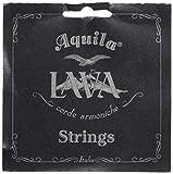 Aquila AQ U LS 115U Lava Series Jeu de cordes pour Ukulele Tenor (GCEA)