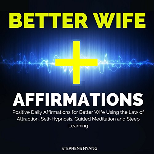 Better Wife Affirmations audiobook cover art