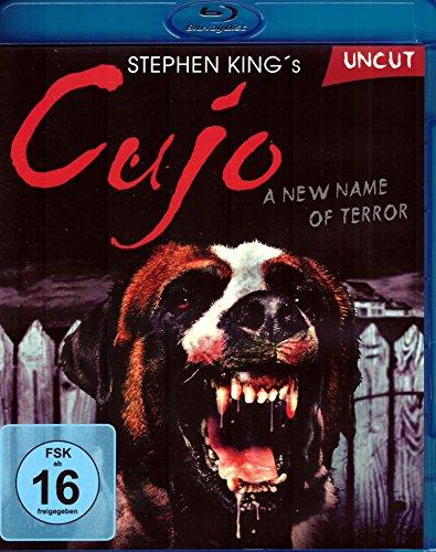 Stephen King's Cujo (uncut) [Blu-ray]