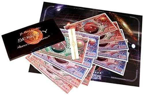 Serenity Bank Heist Money by Quantum Mechanix by QMX