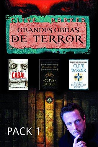 Pack Clive Barker Terror I eBook: Barker, Clive: Amazon.es: Tienda Kindle