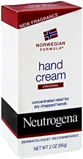 Neutrogena Norwegian Formula Hand Cream, Original, 2 Ounce (3 Pack)