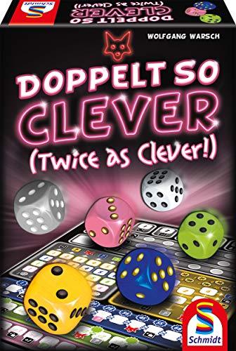 Schmidt DOPP_CLEVER spel, meerkleurig