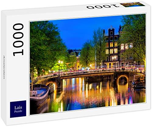 Puzzle Amsterdam 1000 Piezas