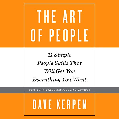 The Art of People audiobook cover art
