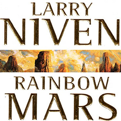 Rainbow Mars audiobook cover art