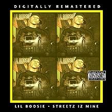 Streetz Iz Mine By Lil' Boosie (2007-06-19)