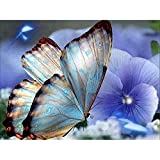 GBPR Puzzle 3000 Piezas mariposa-3000 Puzzle Adultos 3000 Piezas Rompecabezas de Madera Personalizable con tu Propia Imagen