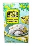 Trader Joe's Key Lime Shortbread Tea Cookies...