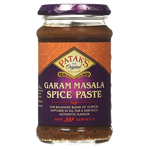 Patak's Garam Masala Paste - 2 x 283 g