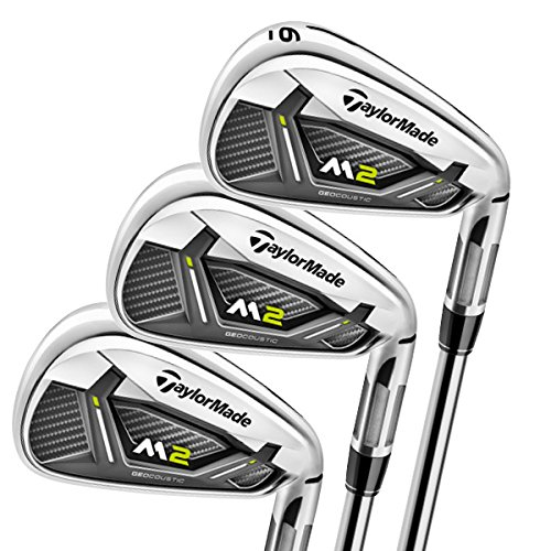 TaylorMade IRS-M2 17 4-P A S Golf Iron Set, Right Hand