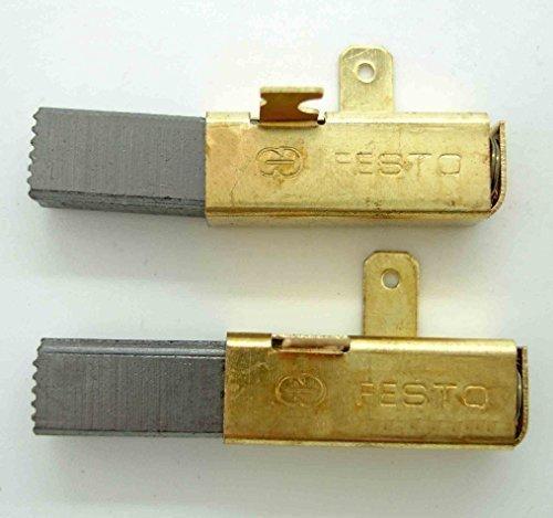 Kohlenbürsten für Festool Ts 55 491704 Ts 75 230v Säge 492014 Ts55 Ts75 Ebq Fe1