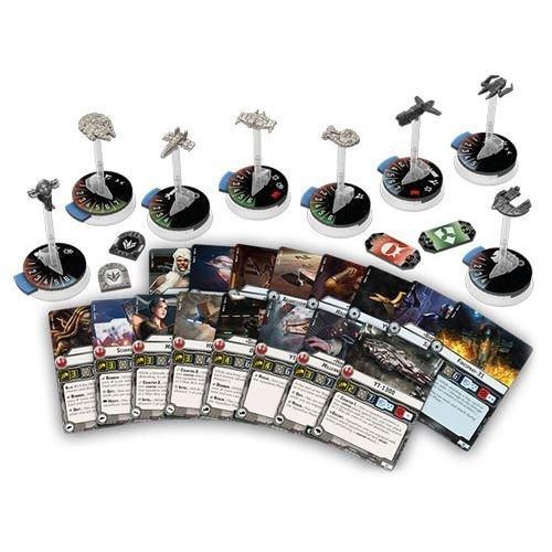 Giochi Uniti – Spiele und Puzzle Star Wars: Armada FuorLegge und Antagonisten