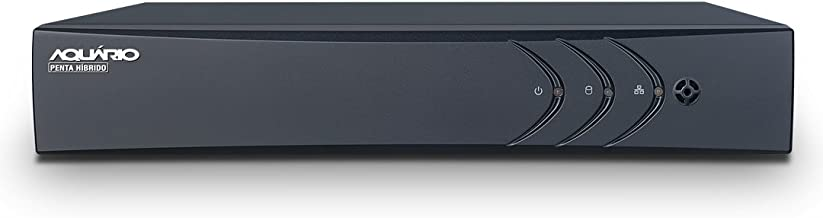 DVR Híbridro, Aquario 1004, Preto, Pequeno
