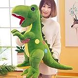 Gran 60-100 cm Tyrannosaurus Peluche de Lunares Dinosaurio muñeca decoración de la habitación Regalo...