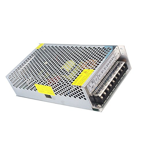 JoyNano 200W fuente de alimentación de conmutación 5V 40A AC-DC convertidor transformador para CCTV Vigilancia LED Display Automatización industrial motor paso a paso y más [versión actualizada]