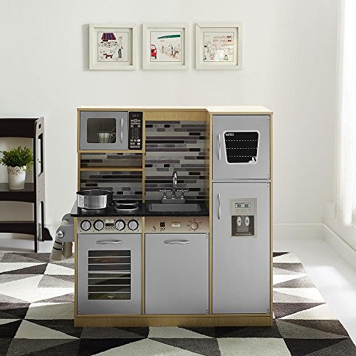 Naomi Home Play Kitchen Set, Realistic...