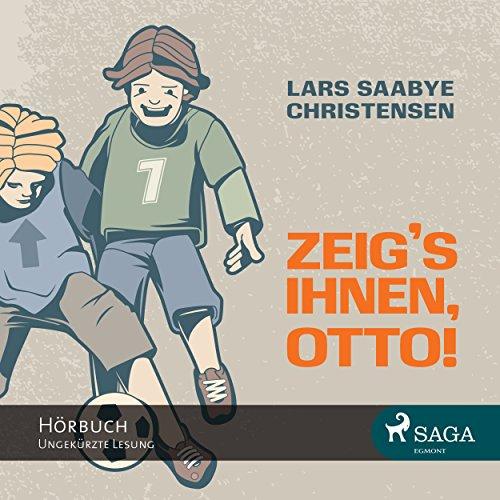 Zeig's ihnen, Otto! cover art