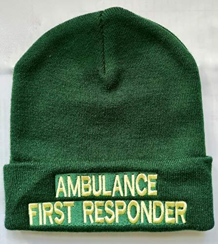 PolAmb Products Bonnet/Chapeau Laine pour Ambulance Première Reliance