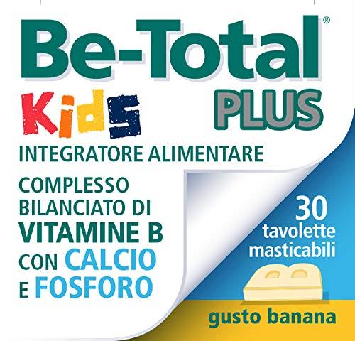 Pfizer Italia Div.Consum.Healt 7076 Betotal Plus Kids, 30 compresse