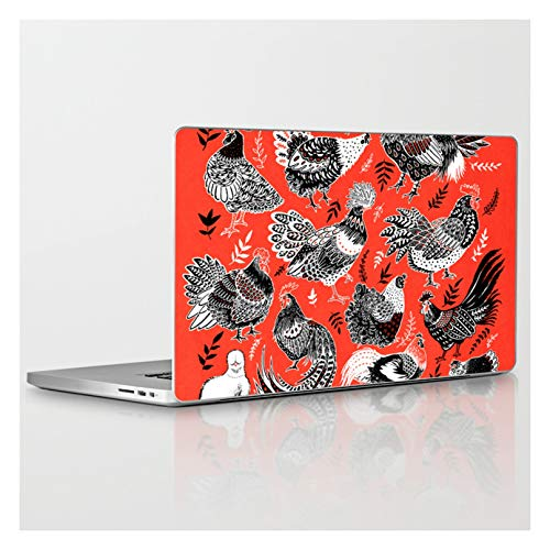 Lil Cluckers by Angela Rizza on Laptop & Tablet Skin - 15' MacBook Pro Retina