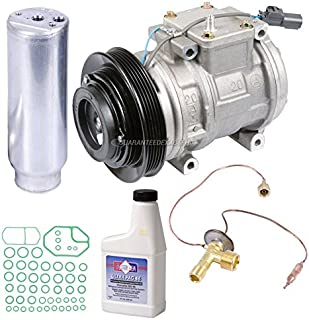 For Acura Legend 1993 1994 1995 OEM AC Compressor w/A/C Repair Kit - BuyAutoParts 60-83172RN NEW
