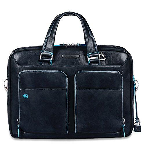 Piquadro Blue Square 15 '' Aktentasche mit Laptop-Fach, Blu (blau) - CA2849B2