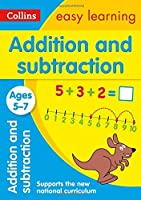 Collins Easy Learning Age 5-7 ? Addition and Subtraction Ages 5-7: New Edition by Collins Easy Learning(2015-06-26)