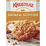 Krusteaz Cookie Mix, Oatmeal Scotchie, 1.12 Pound (Pack of 12)