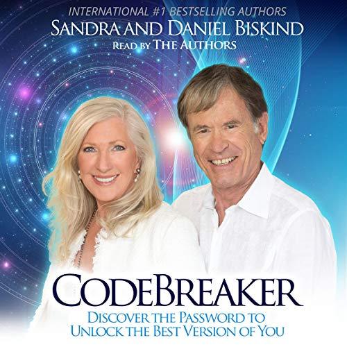 CODEBREAKER audiobook cover art