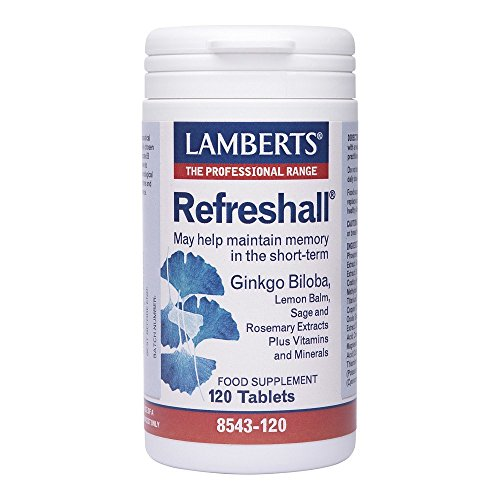 Lamberts Refreshall - 120 Tabletas
