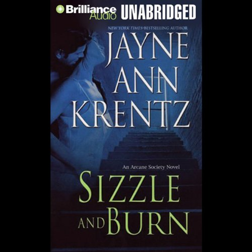 Sizzle and Burn cover art