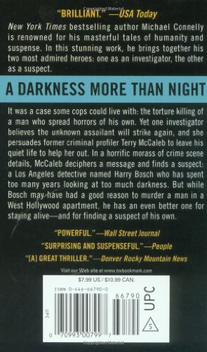 『A Darkness More Than Night (A Harry Bosch Novel)』の1枚目の画像