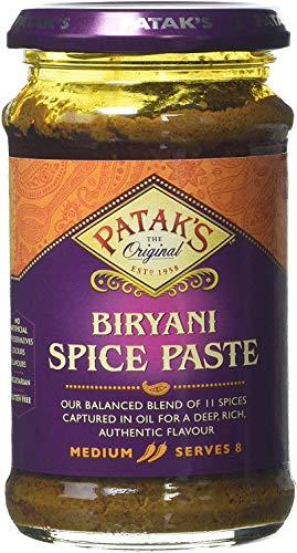 (3er BUNDLE)| PATAKS Biryani Curry Paste - 283g