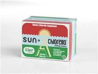 Sun Chlorella USA- Sun Chlorella Econ 1500 Tabs 200mg