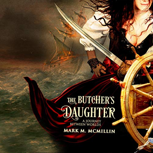 The Butcher's Daughter: A Journey Between Worlds  By  cover art