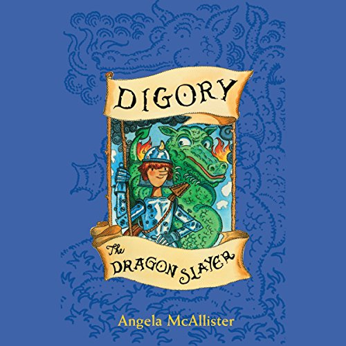 Digory the Dragon Slayer cover art