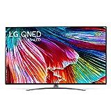 LG 86QNED996PB Smart TV 8K 86', TV Mini LED QNED99 2021 con Processore α9 Gen4,...