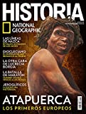 Historia National Geographic Nro 186 - Junio 2019 'Atapuerca'