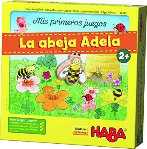 HABA-Mis Primeros Juegos La Abeja Adela (303121)