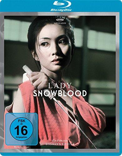 Lady Snowblood (OmU) [Alemania] [Blu-ray]