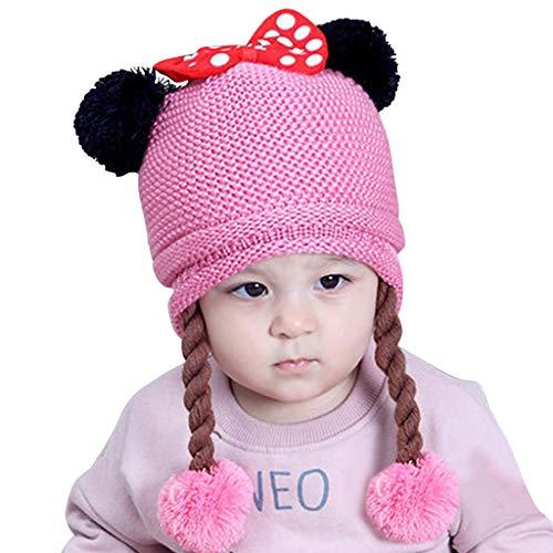 smyk czapki zimowe dziewczece