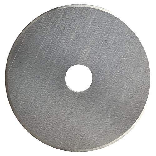 Original Fiskars Ersatzklinge, Ø 45 mm, Titankarbid Rollklinge für gerade Schnitte, 1003909
