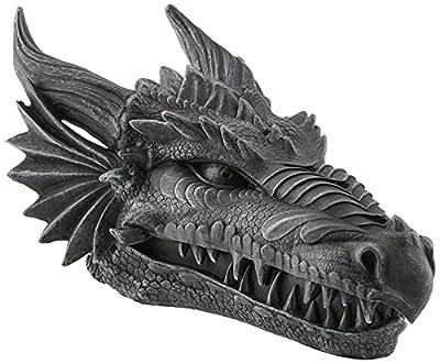 Smoking Dragon Gothic Incense Burner