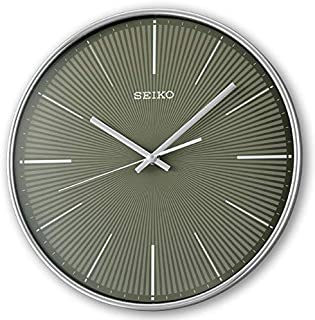 Seiko PARED Analog Quartz Wall Clocks of Plastic QXA733A