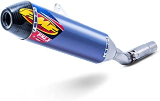 FMF 14-18 Yamaha YZ250F Factory 4.1 RCT Slip-On Exhaust (Blue Anodized Titanium with Titanium Mid Pipe)