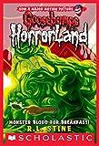 Monster Blood For Breakfast! (Goosebumps HorrorLand #3) (English Edition)