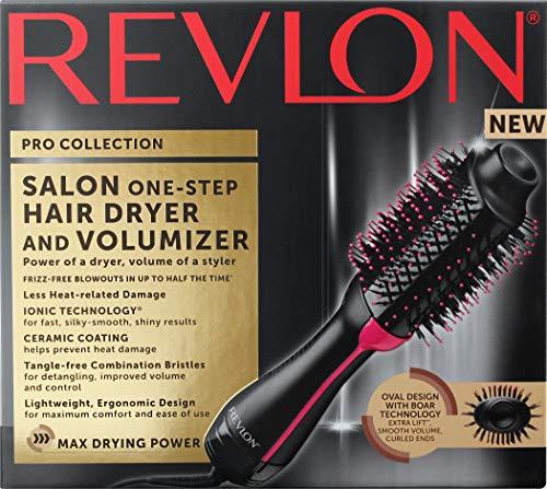 Revlon Pro RVDR5222 Pro Collection Salon One-Step Warmluft und Volumenbürste - 9